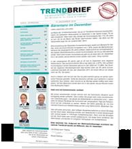 Trendbrief-Cover