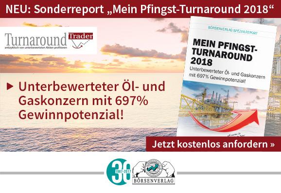 NEU: Sonderreport - Mein Pfingst-Turnaround 2018